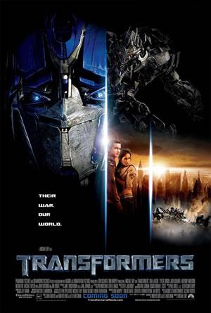 Otro póster más de Transformers